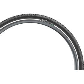 "Pirelli Cycl-e XT Clincherdæk 28x1.40"", black"